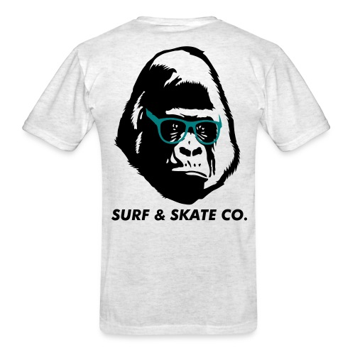 GAX GORILLA WITH SHADES - Men's T-Shirt