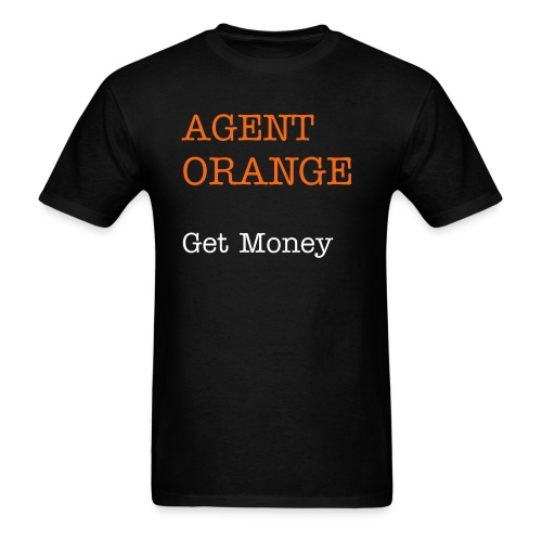 Men's Agent Orange Tee - Men's T-Shirt