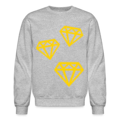 Ice On Sweater Gold Edition - Crewneck Sweatshirt