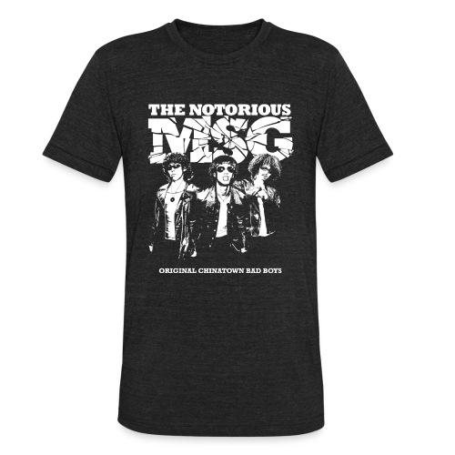 Men's Vintage Badboys T - Unisex Tri-Blend T-Shirt
