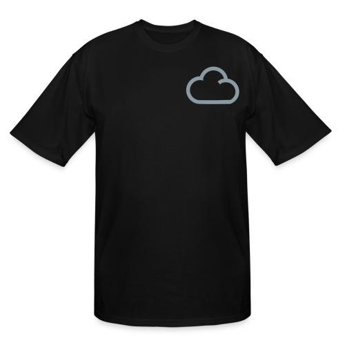 #CLouDZ - Men's Tall T-Shirt