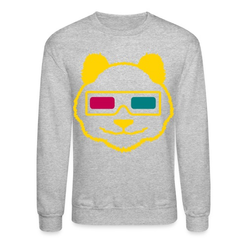 Panda Gang Sweater - Crewneck Sweatshirt