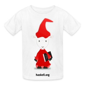Children's T-Shirt -- Da CS Wizard -- Blur -- Only good for White Shirts - Kids' T-Shirt