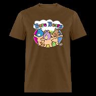 T-Shirts ~ Men's T-Shirt ~ Bare Bears T-Shirt
