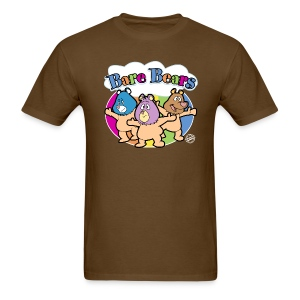 Bare Bears T-Shirt - Men's T-Shirt