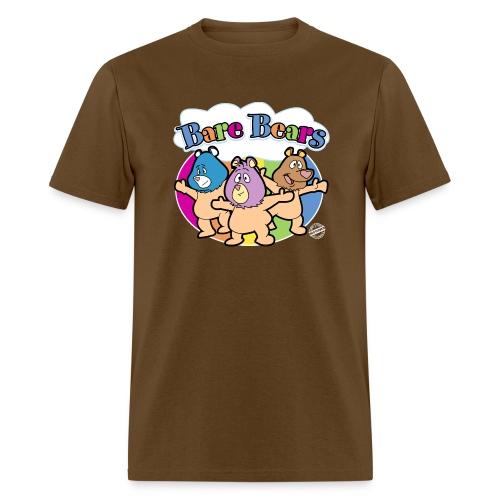Bare Bears T-Shirt - Men's T-Shirt