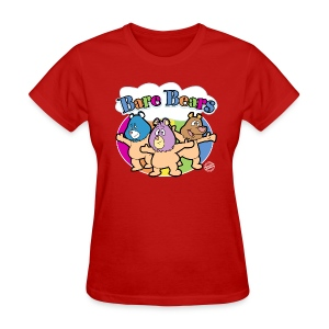 Bare Bears Womens T-Shirt - Women's T-Shirt