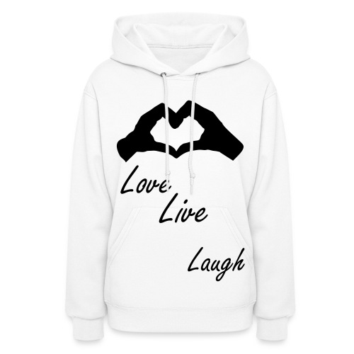 lovelivelaugh - Women's Hoodie