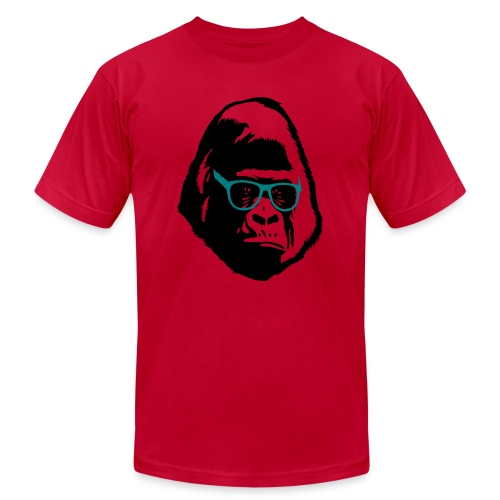 Gorilla Time - Men's Fine Jersey T-Shirt