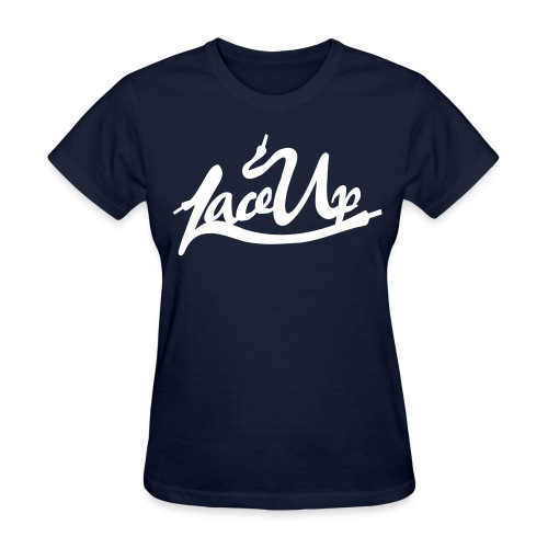 Lace Up T Shirt (Womens) - Women's T-Shirt