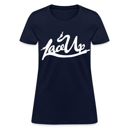 Lace Up T Shirt (Womens) - Women's T-Shirt