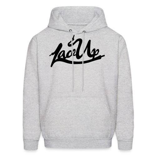 Lace Up hoodie - Men's Hoodie