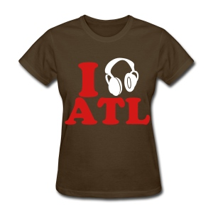 Hear ATL women - Women's T-Shirt