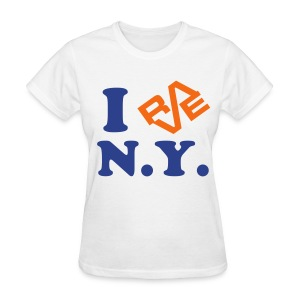 Rave NY women - Women's T-Shirt