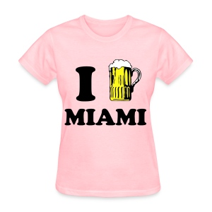 Drink MIAMI women - Women's T-Shirt