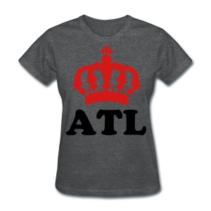 Queen ATL women - Women's T-Shirt