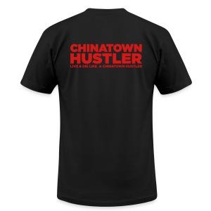 MSG / Chinatown Hustler - Men's Fine Jersey T-Shirt