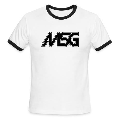 MSG Ringer T - Men's Ringer T-Shirt