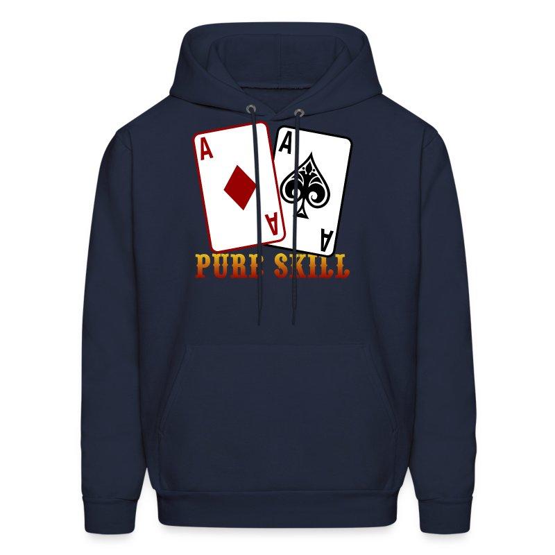 Poker hoodies