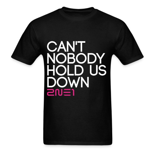 2NE1 - Can't Nobody - Men's T-Shirt