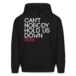 2NE1 - Can't Nobody - Men's Hoodie