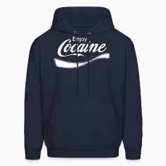 Enjoy Cocaine Hoodies
