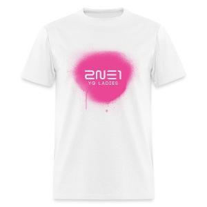 2NE1 - YG Ladies - Men's T-Shirt