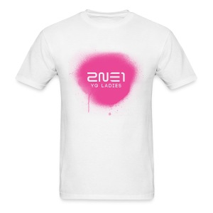 2NE1 - YG Ladies - Men's T-Shirt