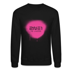 2NE1 - YG Ladies - Crewneck Sweatshirt