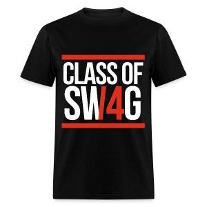 Class of SW4G - RED (Ver. 2) - Men's T-Shirt