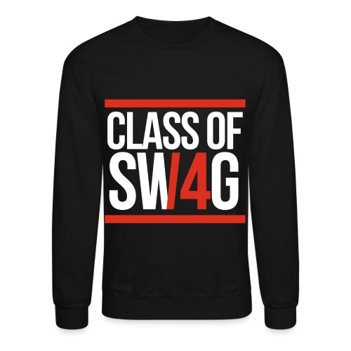 Class of SW4G - RED (Ver. 2) - Crewneck Sweatshirt