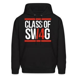 Class of SW4G - RED (Ver. 2) - Men's Hoodie