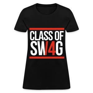Class of SW4G - RED (Ver. 2) - Women's T-Shirt