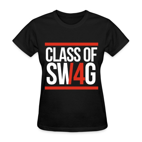 Class of SW4G - RED (Ver. 2) - Women's T-Shirt