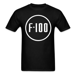 Ford F-100 foil print emblem - Men's T-Shirt