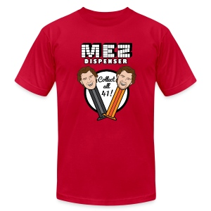 Mez Dispenser - Men's T-Shirt by American Apparel