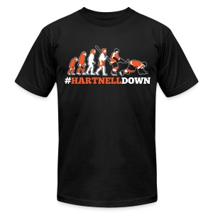 Hartnell Down - Men's Fine Jersey T-Shirt
