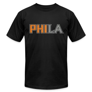 PHILA - Men's Fine Jersey T-Shirt