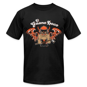 El Guano Loco - Men's T-Shirt by American Apparel