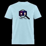 T-Shirts ~ Men's T-Shirt ~ Sherlock and John Microscope (Mens)