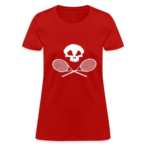 Tough Tennis - Women's T-Shirt