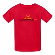 Kids' Shirts ~ Kids' T-Shirt ~ Star Racing