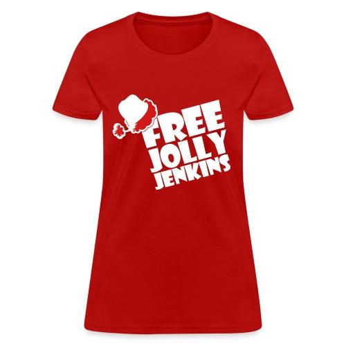 FJJ - Women's T-Shirt