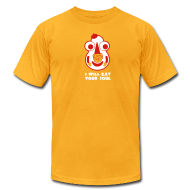 T-Shirts ~ Men's T-Shirt by American Apparel ~ [cookiepuss]