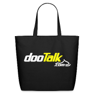 Bags & backpacks ~ Eco-Friendly Cotton Tote ~ DOOTalk Cotton Tote