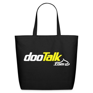 DOOTalk Cotton Tote - Eco-Friendly Cotton Tote