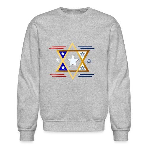 America-Israel - Crewneck Sweatshirt