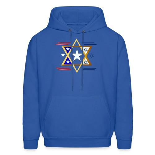 America-Israel - Men's Hoodie