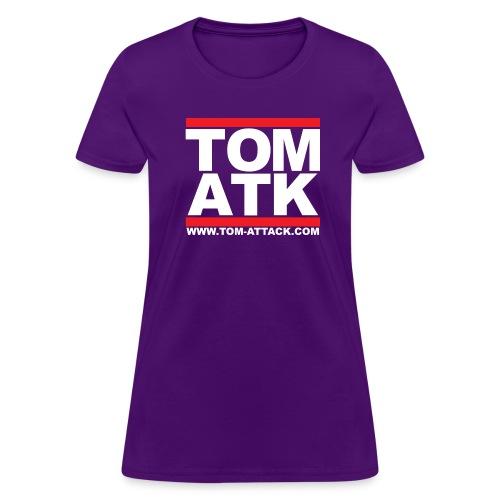 Tom-Attack DMC Women's Tee - Women's T-Shirt