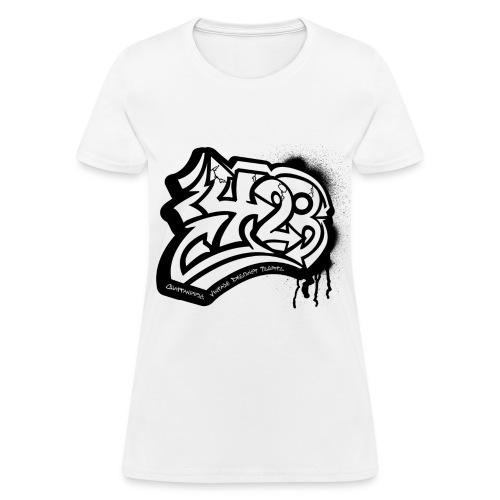 423 White women - Women's T-Shirt